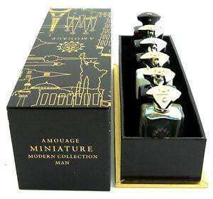 Amouage Men's Miniatures Collection Modern 6x7,5ml EDP Mini   Amouage For Him myperfumeshop-test.myshopify.com My Perfume Shop