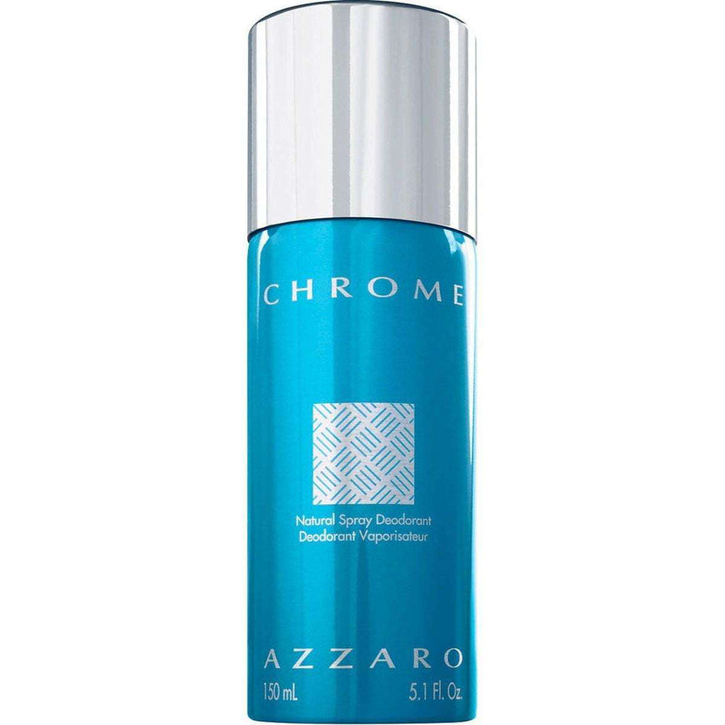 Azzaro Chrome Deodorant Spray 150ml - My Perfume Shop