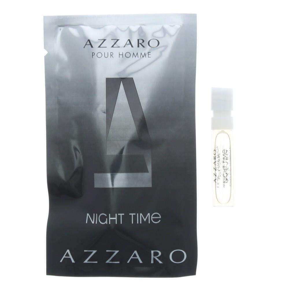 Azzaro Night Time Homme Edt 1.5ml Vial - My Perfume Shop