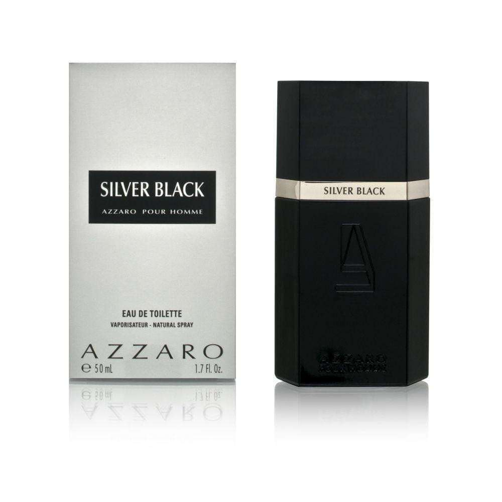 Azzaro Silver Black   Azzaro For Him