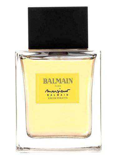 Balmain Monsieur Balmain 100ml Edt - Tester - My Perfume Shop