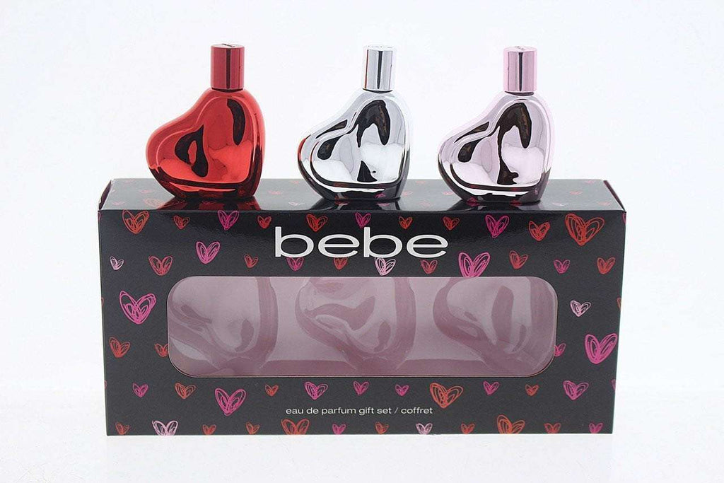 BEBE Coffret Set for Her 3 x 10ml Giftset  BEBE Giftset For Her myperfumeshop-test.myshopify.com My Perfume Shop