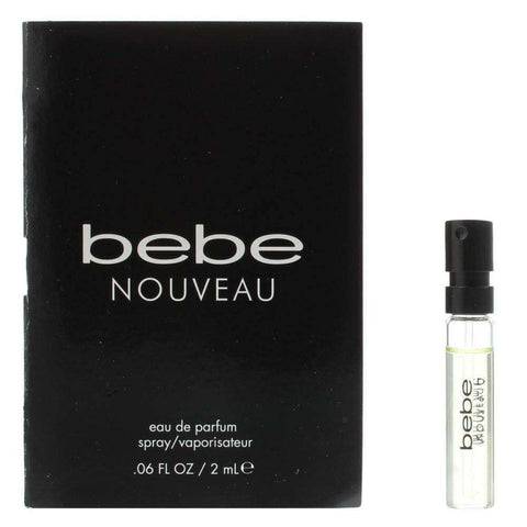 Bebe Nouveau Edp 2ml Vial Spray 2ml Edp Vial  BEBE For Her myperfumeshop-test.myshopify.com My Perfume Shop