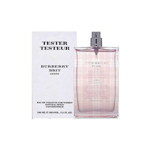 Burberry Brit Sheer - Tester   Burberry Tester Women myperfumeshop-test.myshopify.com My Perfume Shop