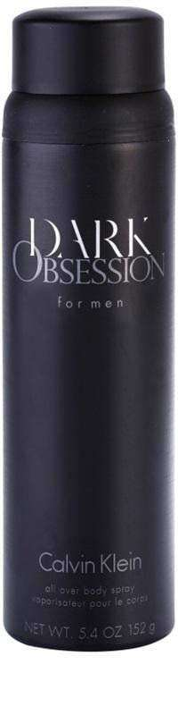 Calvin Klein Dark Obsession For Him - Deo And Body Spray 240ml body spray  Calvin Klein For Him