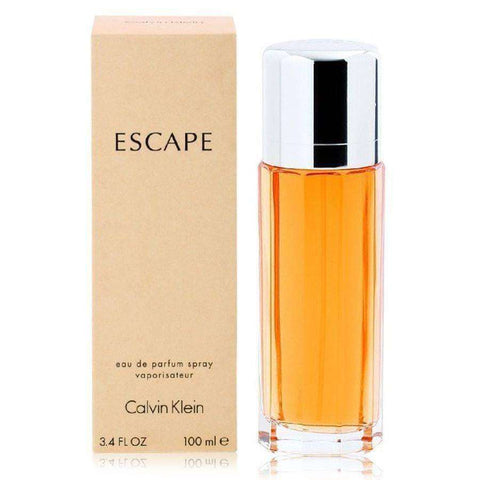 Calvin Klein Escape for Her - 100ml Epd   Calvin Klein For Her myperfumeshop-test.myshopify.com My Perfume Shop