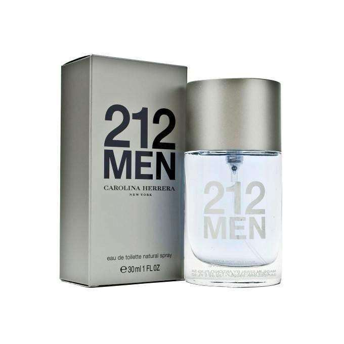 Carolina Herrera 212 Men 30ml EDT 30ml EDT  Carolina Herrera For Him