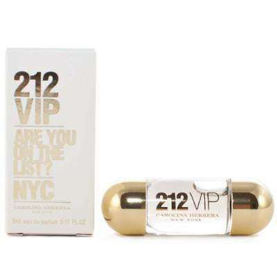 Carolina Herrera 212 Vip For Women - Mini 5ml edp Mini  Carolina Herrera For Her