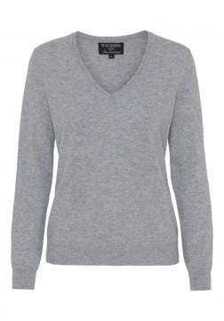 cashmere vicka light grey M - My Perfume Shop