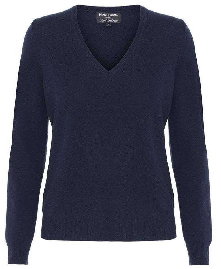 cashmere vicka navy M - My Perfume Shop
