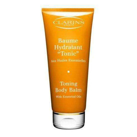 Clarins Toning Body Balm with Essential Oils - Trail Size 50ml Body Balm  Clarins For Her myperfumeshop-test.myshopify.com My Perfume Shop