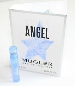 Thierry Mugler Angel 1,2ml EDT Vial 1,2ml Edt Vial  Thierry Mugler For Her