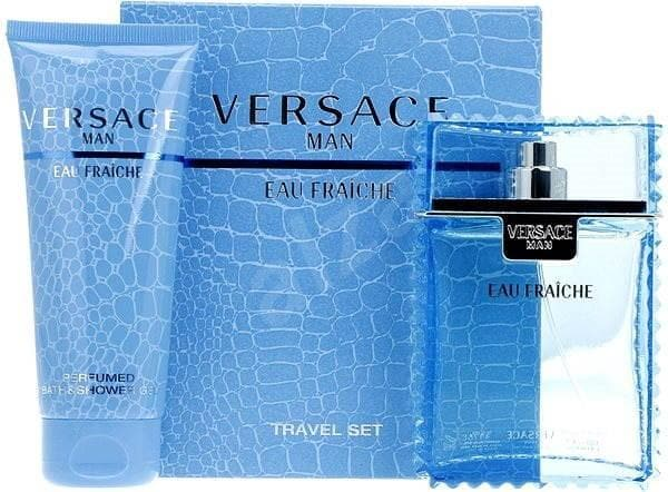 Versace Man Eau Fraiche 100ml edt with free showergel 100ml Edt w/ free showergel  Versace For Him