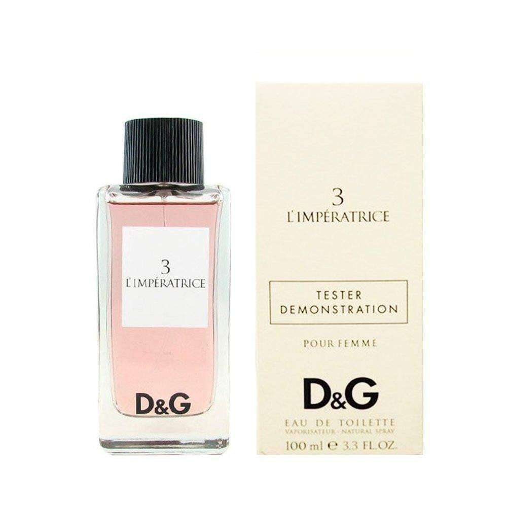 D&G Anthology L'Imperatrice #3 100ml Edt - Tester   My Perfume Shop  Default myperfumeshop-test.myshopify.com My Perfume Shop