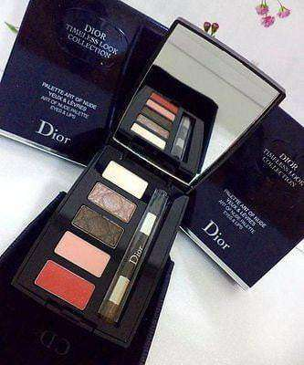 Dior Palette Art of Nude Eyeshadow and Lipgloss Set - Tester - My Perfume Shop