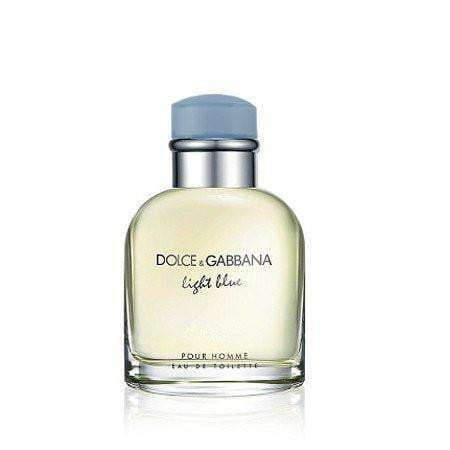 DOLCE & GABBANA LIGHT BLUE POUR HOMME 200ML EDT 200ml Edt  Dolce&Gabbana For Him