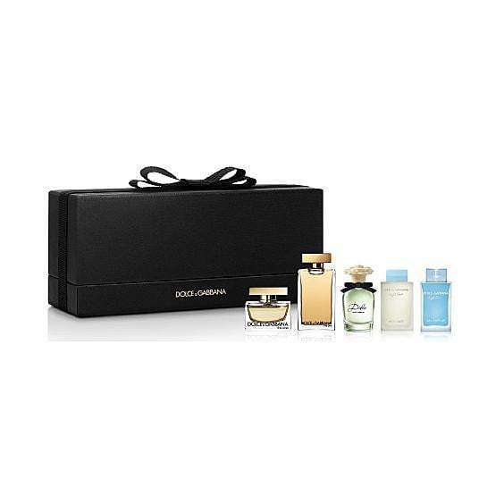 Dolce & Gabbana Miniature Giftset for Women 5 x minis  Dolce&Gabbana Giftset For Her