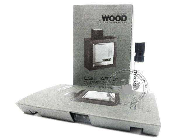 Dsquared He Wood Silver Wind Wood - Vial - My Perfume Shop