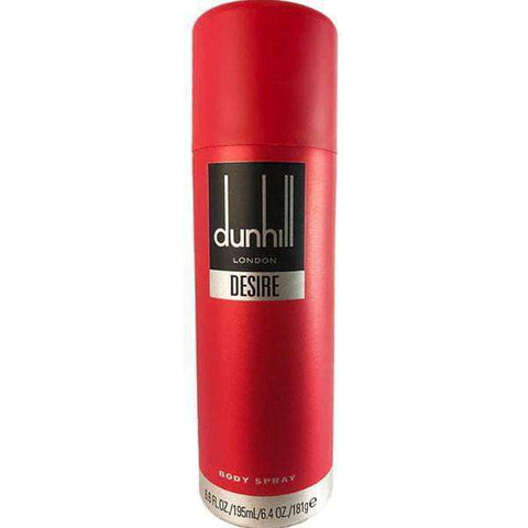 Dunhill Desire Red - Body and Deo Spray 181g Deo & Body Spray  Alfred Dunhill For Him myperfumeshop-test.myshopify.com My Perfume Shop