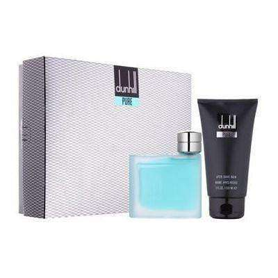 Dunhill Pure 75ml Edt with free Aftershave Balm 75ml Edt & 150ml Aftershave  Balm  Alfred Dunhill For Him