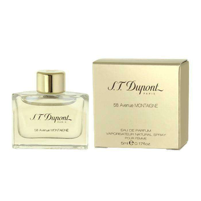Dupont 58 Ave Montaigne for Women - Mini 5ml edp Mini  S.T. Dupont For Her myperfumeshop-test.myshopify.com My Perfume Shop