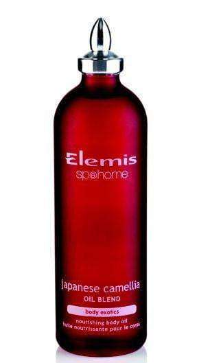 Elemis Japanese Camellia Body Oil Blend - 100ml Tester - My Perfume Shop