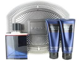 Balmain Men 100ml EDT Giftset 100ml Edt plus showergel and aftershave  Pierre Balmain For Him