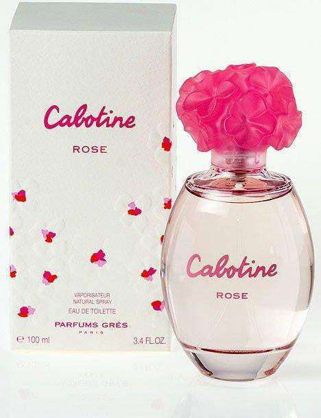 Gres Cabotine Rose - 100ml Edt 100ml EDt  Gres For Her myperfumeshop-test.myshopify.com My Perfume Shop