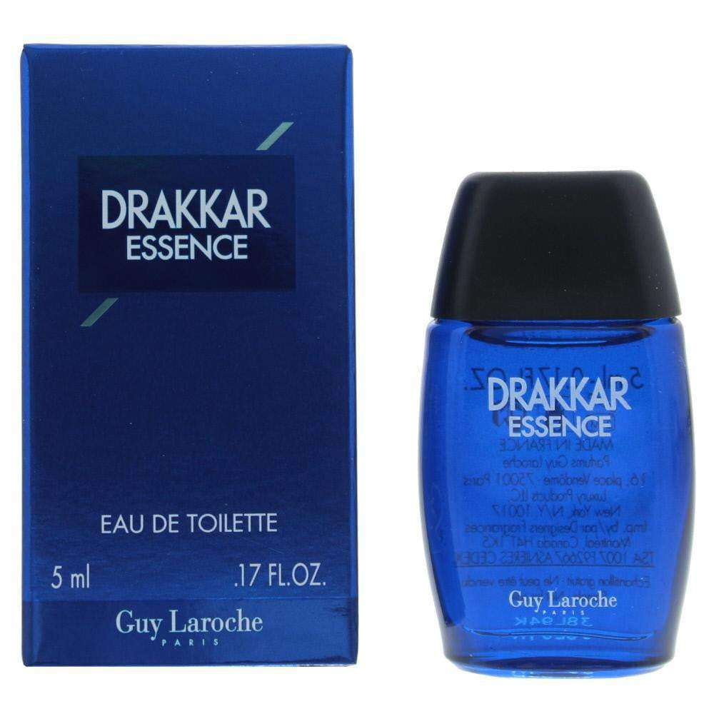Guy Laroche Drakkar Essence 5ml EDT Mini 5ml Edt Mini  Guy Laroche For Him