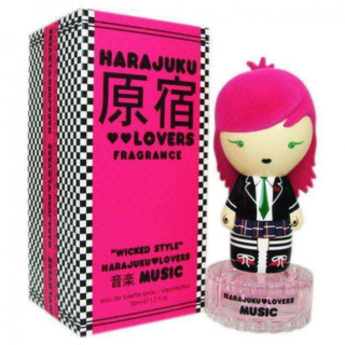 Harajuku Wicked Style Music - My Perfume Shop