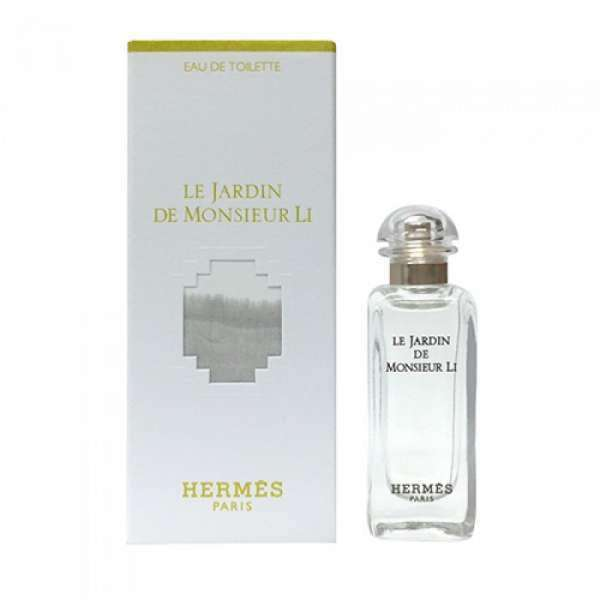 Hermes Le Jardin de Monsieur Li - Mini 7,5ml Edt Mini  Hermes Unisex myperfumeshop-test.myshopify.com My Perfume Shop