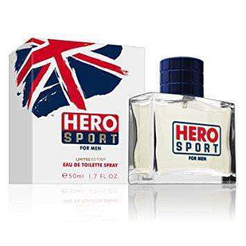 Hero Sport For Men 50ml EDT Spray - Tester   My Perfume Shop Tester Men