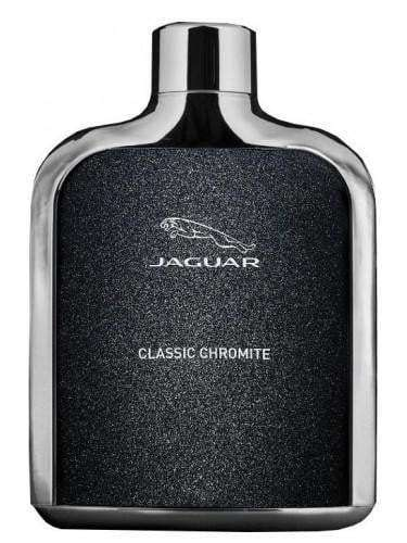 Jaguar Classic Chromite 100ml EDT - Tester 100ml Edt  Jaguar Tester Men