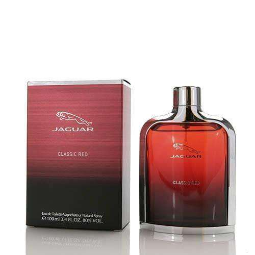 Jaguar Classic Red 100ml EDT   Jaguar For Him