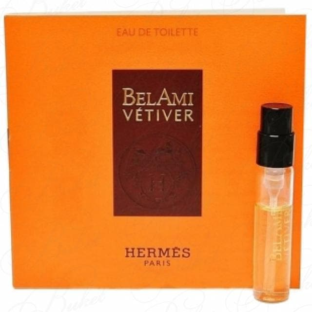 Hermes Bel Ami Vetiver - Vial 1,75ml Edt Vial  Hermes For Him