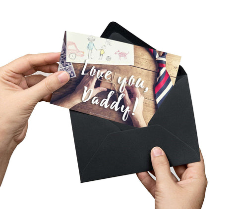 Love You Dad Card - My Perfume Shop