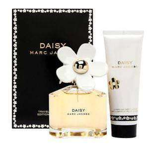 Marc Jacobs Daisy Giftset 100ml EDT + 75ml Bodylotion  Marc Jacobs Giftset For Her