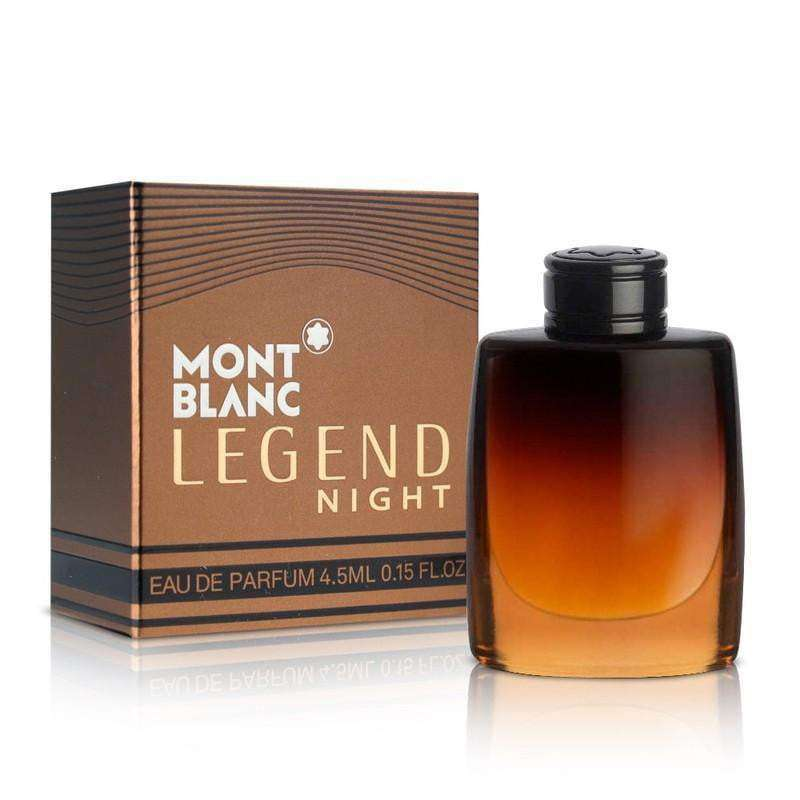 Mont Blanc Legend Night - Mini 4,5ml edp  Mont Blanc For Him