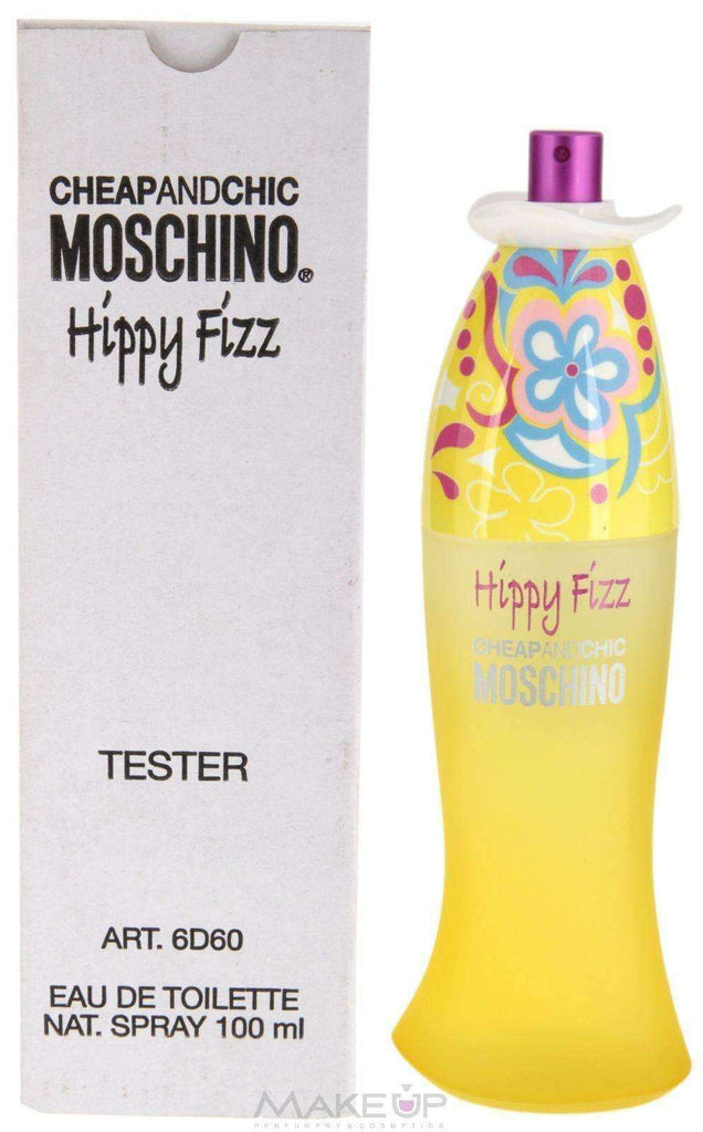 Moschino Cheap And Chic Hippy Fizz - Tester   Moschino Tester Women