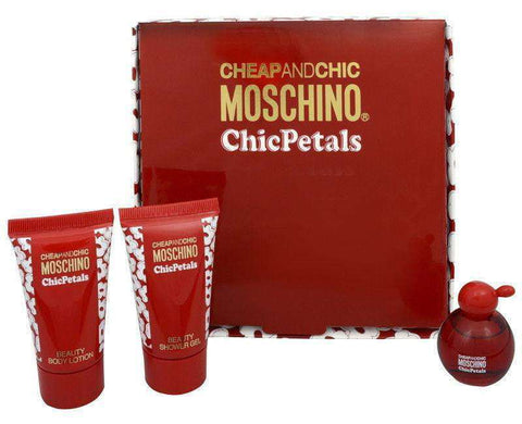 Moschino Cheap & Chick Chic Petals Mini Gift Set - My Perfume Shop