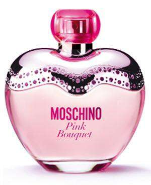 Moschino Pink Bouquet 100ml EDT 100 edt  Moschino For Her