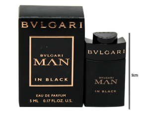 Bvlgari Man In Black  5ml Edp - Mini