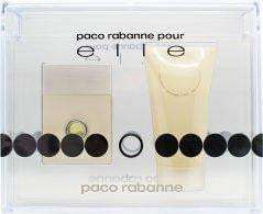 Paco Rabanne Paco Pour Elle 30ml edt Giftset 30ml edp & 75ml Bodylotion  Paco Rabanne For Her