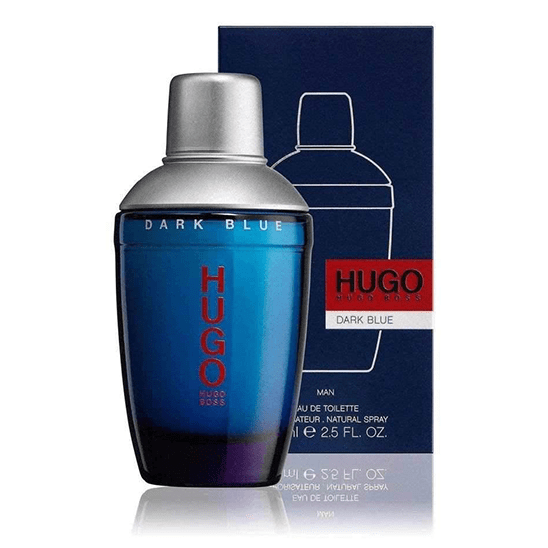 Hugo Boss Dark Blue 75ml EDT   Hugo Boss For Him