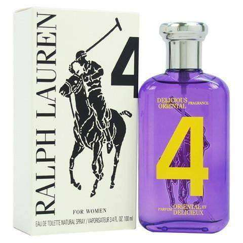 Ralph Lauren Big Pony 4 - Tester - My Perfume Shop