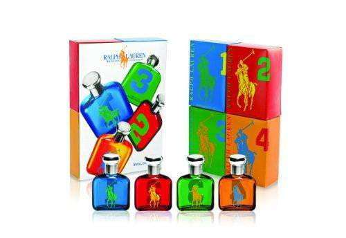 Ralph Lauren Polo Big Pony Collection Mini Set - My Perfume Shop