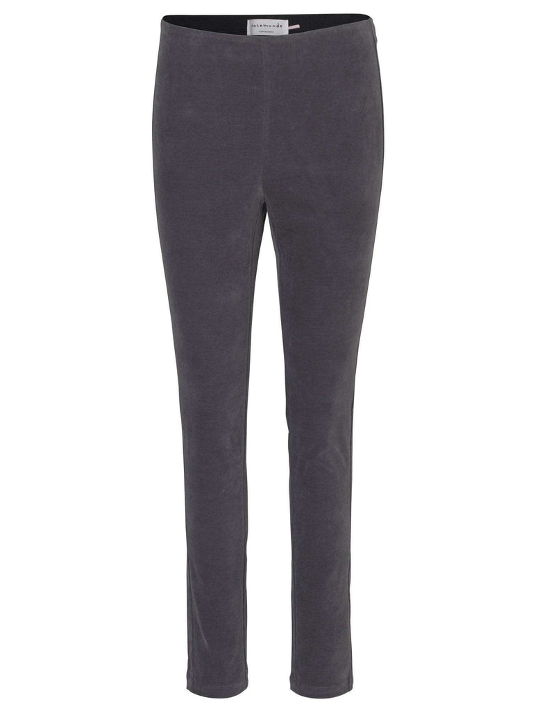 Rosemunde Velvet Trousers - Grey 36  Rosemunde Clothing