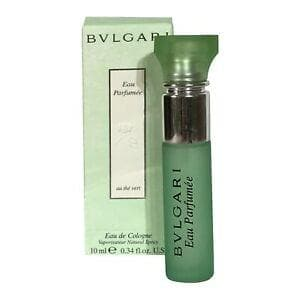 Bvlgari Eau Parfumee Au The Vert - Mini 10ml Edc Pursespray  Bvlgari Unisex