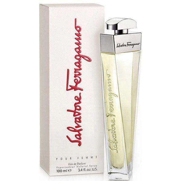 Salvatore Ferragamo Pour Femme 100ml Edp - My Perfume Shop