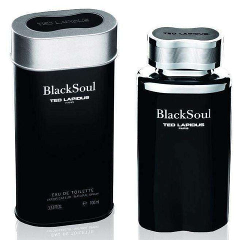 Ted Lapidus Black Soul 100ml Edt   Ted Lapidus For Him myperfumeshop-test.myshopify.com My Perfume Shop